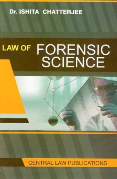 Law of Forensic Science English, Paperback, Ishita Chatterjee