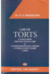 Law of Torts - Consumer Protection Law and Compensation under Other Statutory Laws by Central Law Agency in english