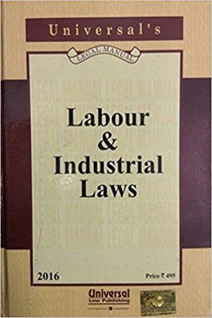 Labour and Industrial Law Manual