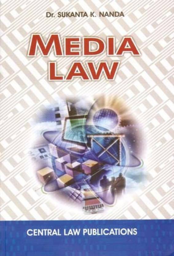 Media Law  English, Paperback, Sukanta K. Nanda