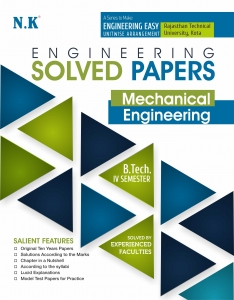 NK Solved Paper 2019 4th Sem Mechanical Branch