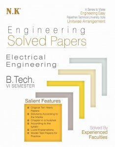 NK Solved Paper 2019 6th Sem Electrical And Electronics Branch