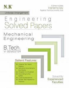 NK Solved Paper 2019 6th Sem Mechanical Branch