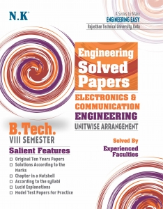 NK Solved Paper 2019 8th Sem Electronics And Communication Branch