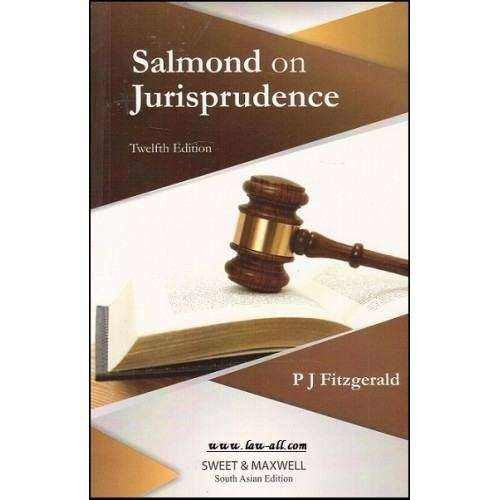 Salmond On Jurisprudence By Sweet And Maxwell