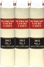 Supreme Court Cases (Criminal Bound 3 Volumes in set )