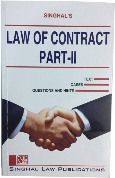 Singhal's Law Of Contract Part 2