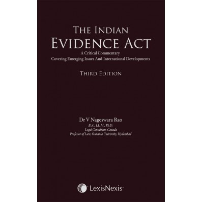 Dr. V Nageswara The Indian Evidence Act by LexisNexis