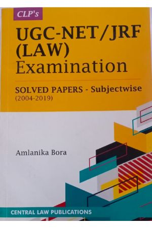 UGC - NET - JRF (LAW) Examination