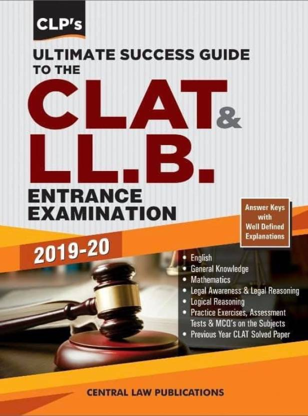 Ultimate Success Guide to the CLAT and LLB Entrance Examination  English, Paperback, Ishita Sharma, Mohit Diwakar, Shyam Saraf