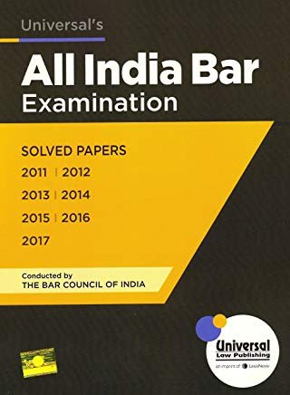 Guide to All India Bar Examination - Solved Papers by Universal's