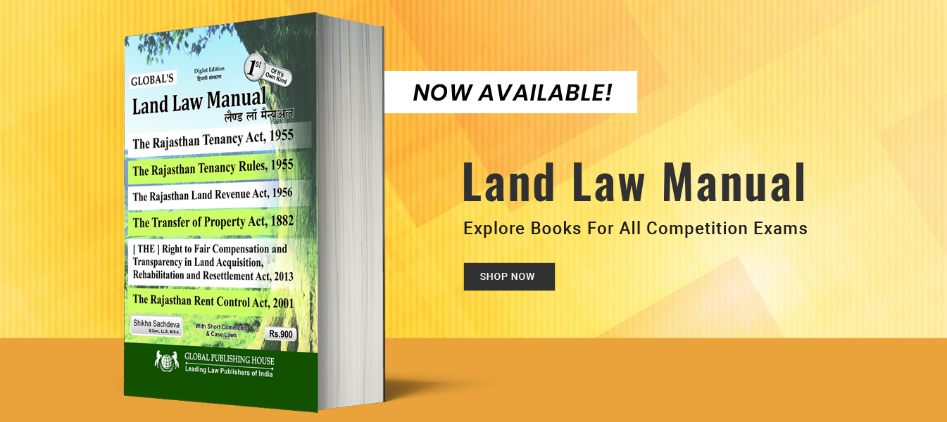 SACHDEVA LAND LAW MANUAL